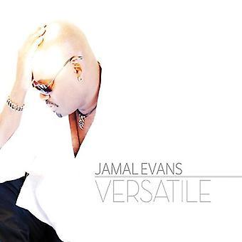 Jamal Evans - allsidig [DVD] USA importere