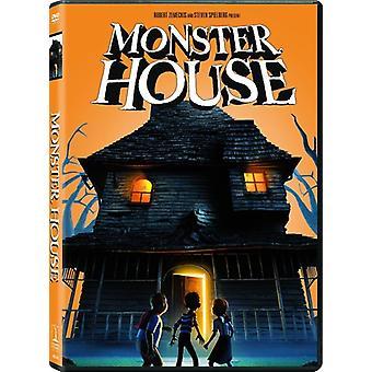 Monster House [DVD] Yhdysvallat tuonti