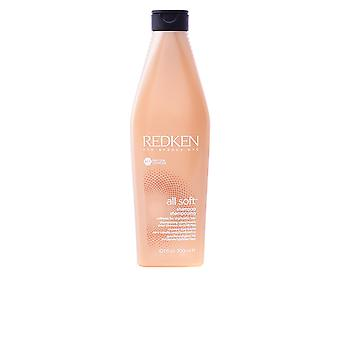 Redken All zachte Shampoo 300 Ml Unisex