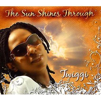 Twiggi - Sun Shines Through [CD] USA import