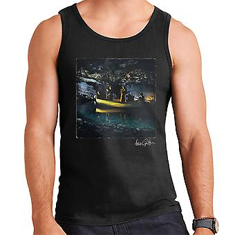 Echo And The Bunnymen Crystal Days Album Sleeve Men's Vest