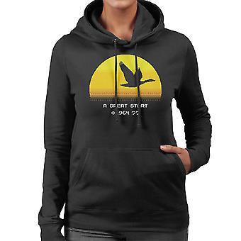 A Great Way Women's Hooded Sweatshirt