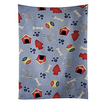 Dog House Collection Australian Cattle Dog Kitchen Towel
