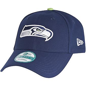 New era 9Forty Cap - NFL LEAGUE Seattle Seahawks navy