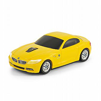 Official BMW Z4 Car Wireless Computer Mouse - Yellow