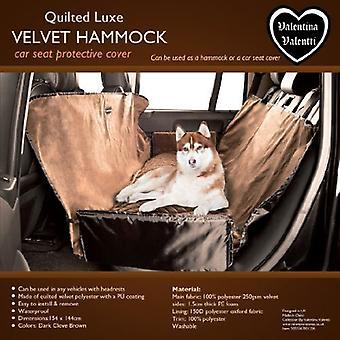 Valentina Valentti Luxe Micro Car Seat Protective Cover