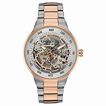 Kenneth Cole New York Herren-Armbanduhr Automatik 10030825