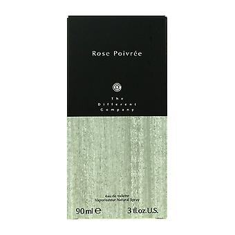 The Different Company Rose Poivree Eau De Toilette Spray 3.0Oz/90ml In Box