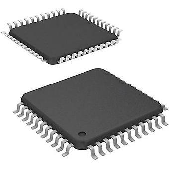 Microchip Technology ATMEGA16A-AUR Embedded microcontroller TQFP 44 (10x10) 8-Bit 16 MHz I/O number 32