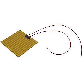 Conrad składniki poliamid ogrzewania folia 12 Vdc 48 W (L x B) 60 mm x 60 mm