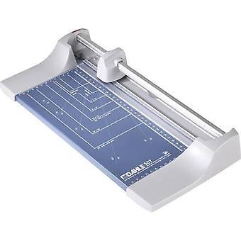 Dahle 507 Rotary cutter A4 Cutting power A4 70 g/m²: 8 Sheet