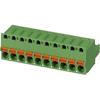 Caja de toma de contacto de Phoenix - cable FKC número de espaciamiento de pernos 10 contacto: 5,08 mm 1 1873139 PC