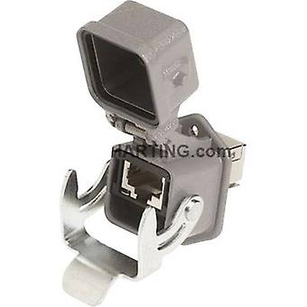 Harting 09 45 215 1562 Sensor/actuator data cable Socket, built-in No. of pins (RJ): 8P8C 1 pc(s)