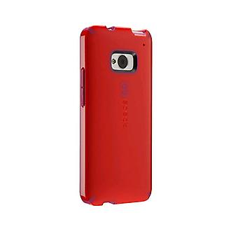 Speck Products CandyShell Glossy Case for HTC One - Poppy Red/Fuchsia Pink