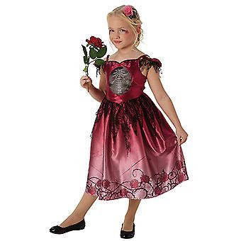 Fille og roser barnet kostyme Halloween kostyme for barn