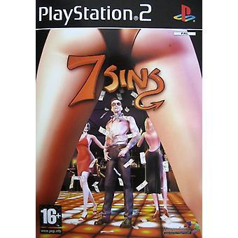 7-Sins (PS2) - Fabrikversiegelt