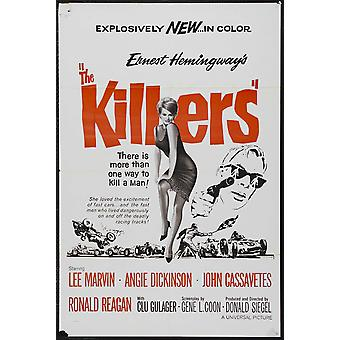 The Killers Movie Poster (11 x 17)