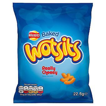 Walkers Cheesy Wotsits Crisps