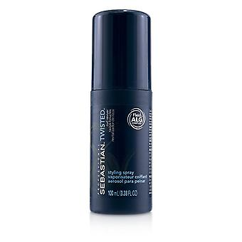 Sebastian Twisted Curl Reviver Styling Spray - 100ml/3.38oz
