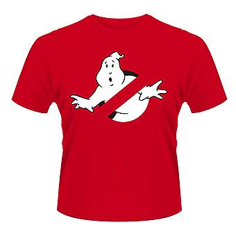Ghostbusters Logo Red T-Shirt