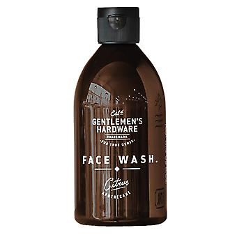 Gentlemen's Hardware Face Wash (250mL)