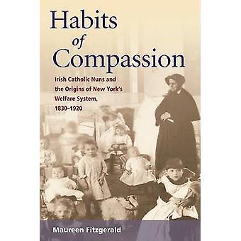 同情 - アイルランドのカトリック修道女とニューヨークの起源の習慣