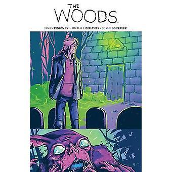 I skogen - Vol. 5 av Michael Dialynas - James Tynion - Josan Gonzalez
