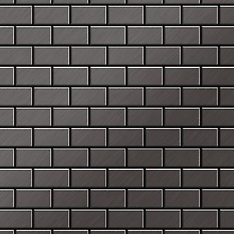 Metall mosaik TITANLEGERING House-Ti-SB