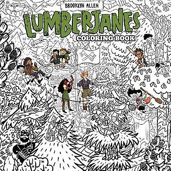 Lumberjanes Coloring Book by Shannon Watters - 9781684152094 Book