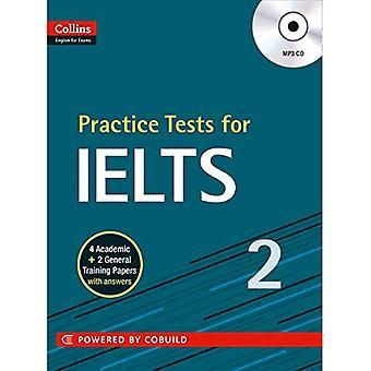 Övningsprov för IELTS 2 (Collins engelska för IELTS)