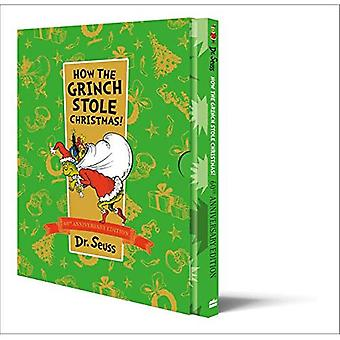 Jak Grinch ukradli Christmas! Futerał edition