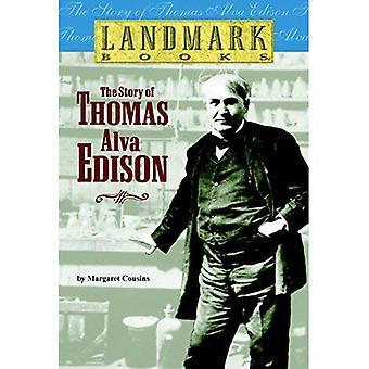 Historien om Thomas Alva Edison (landemerke bøker)