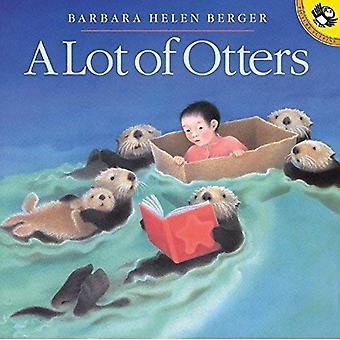 Eine Menge von Otter (Picture Puffin Books)