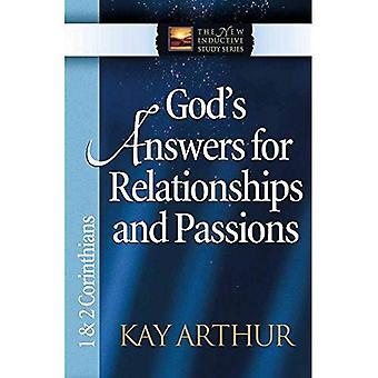 Le risposte di Dio per le relazioni e le passioni: 1 & 2 Corinzi (nuovo studio induttivo)
