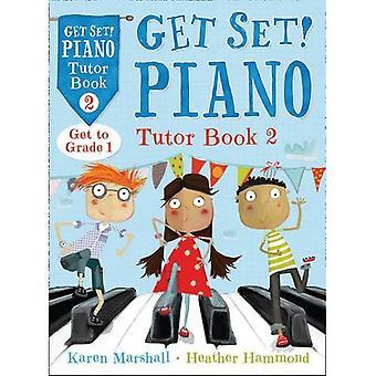 Prepare-se! Livro de piano Tutor 2