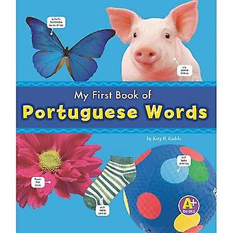 My First Book of Portugese woorden