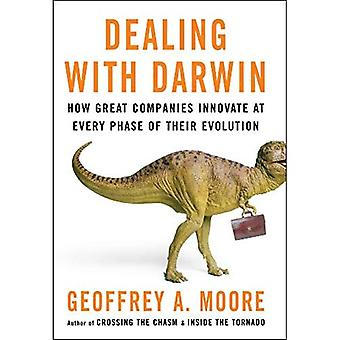 Traitant de Darwin: comment les grands entreprises innovent dans toutes les phases de leur évolution