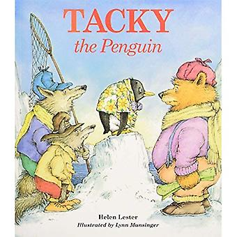 Tacky the Penguin with CD (Audio)