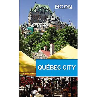 Moon Quebec City (Second Edition)