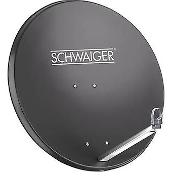 Schwaiger SPI991.1SET SAT system w/o receiver Number of participants 4