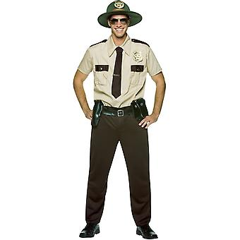 Trooper Adult Costume