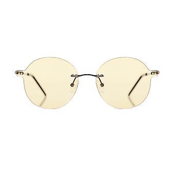 MR.BOHO Circular Embassy Sunglasses