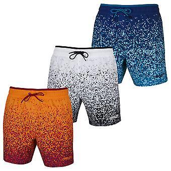 Oakley Mens Beach Pixel Mind 16 Pouces Shorts de bain