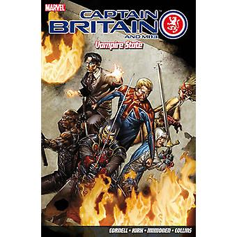 Captain Britain and Mi13 - Vampire State by Paul Cornell - 97818465343