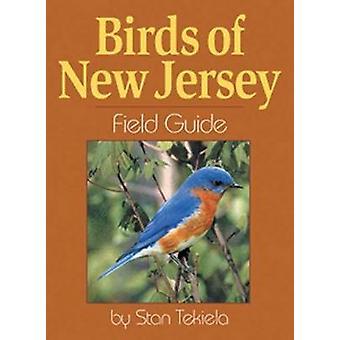Birds of New Jersey Field Guide by Stan Tekiela - 9781885061898 Book