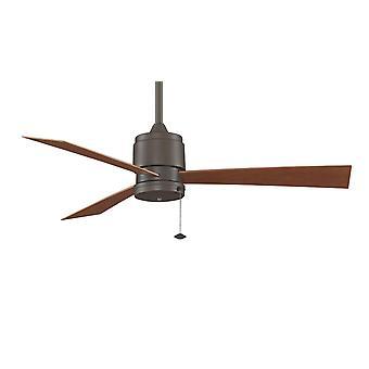 """Outdoor ceiling fan THE ZONIX WET 132cm / 52"""" Bronze"""