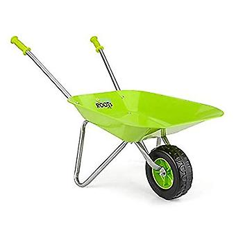 Little Roots Childs Metal Wheelbarrow