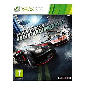 Ridge Racer Unbounded Xbox 360 Game