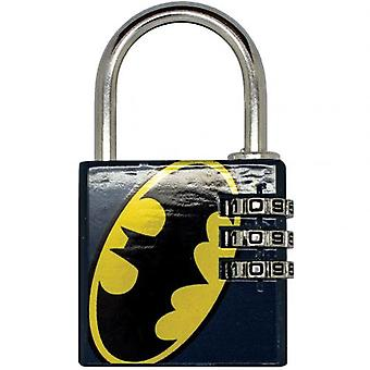DC Comics Brass Canlock Batman