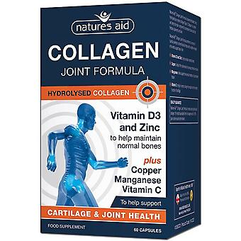 Nature's Aid Collagen Joint Formula Capsules 60 (141220)